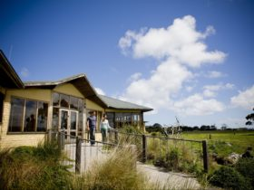 Great Ocean Ecolodge Entrance