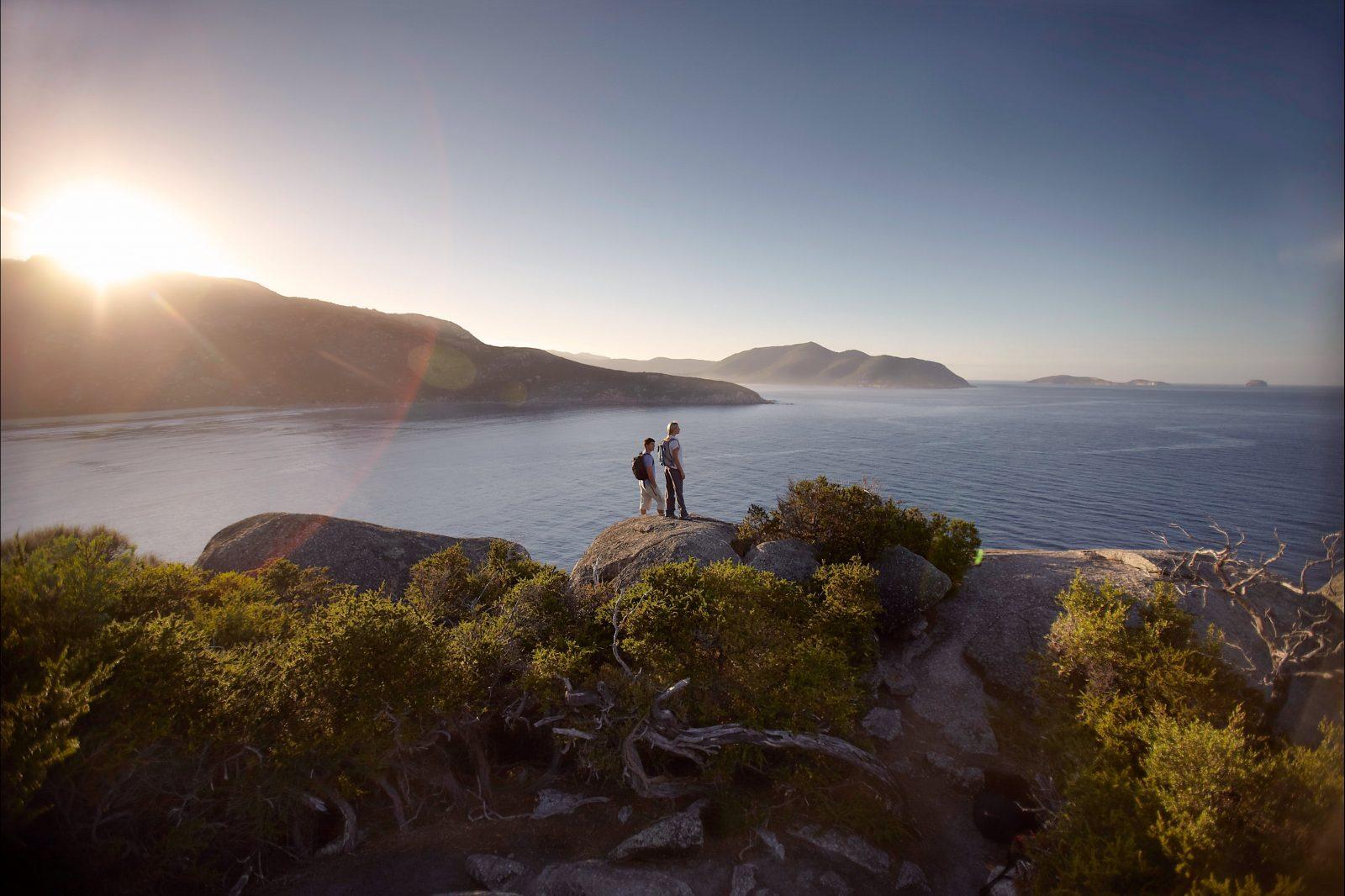 Wilsons Promontory National Park - Pillar Point
