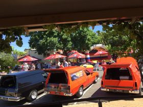 Great Western Show and Shine Street Party