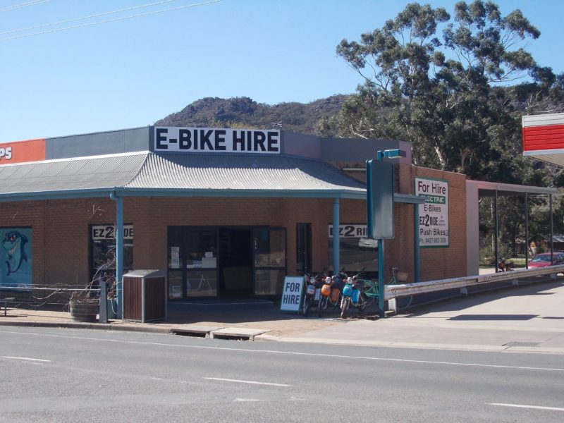 Halls Gap E-Bike Hire