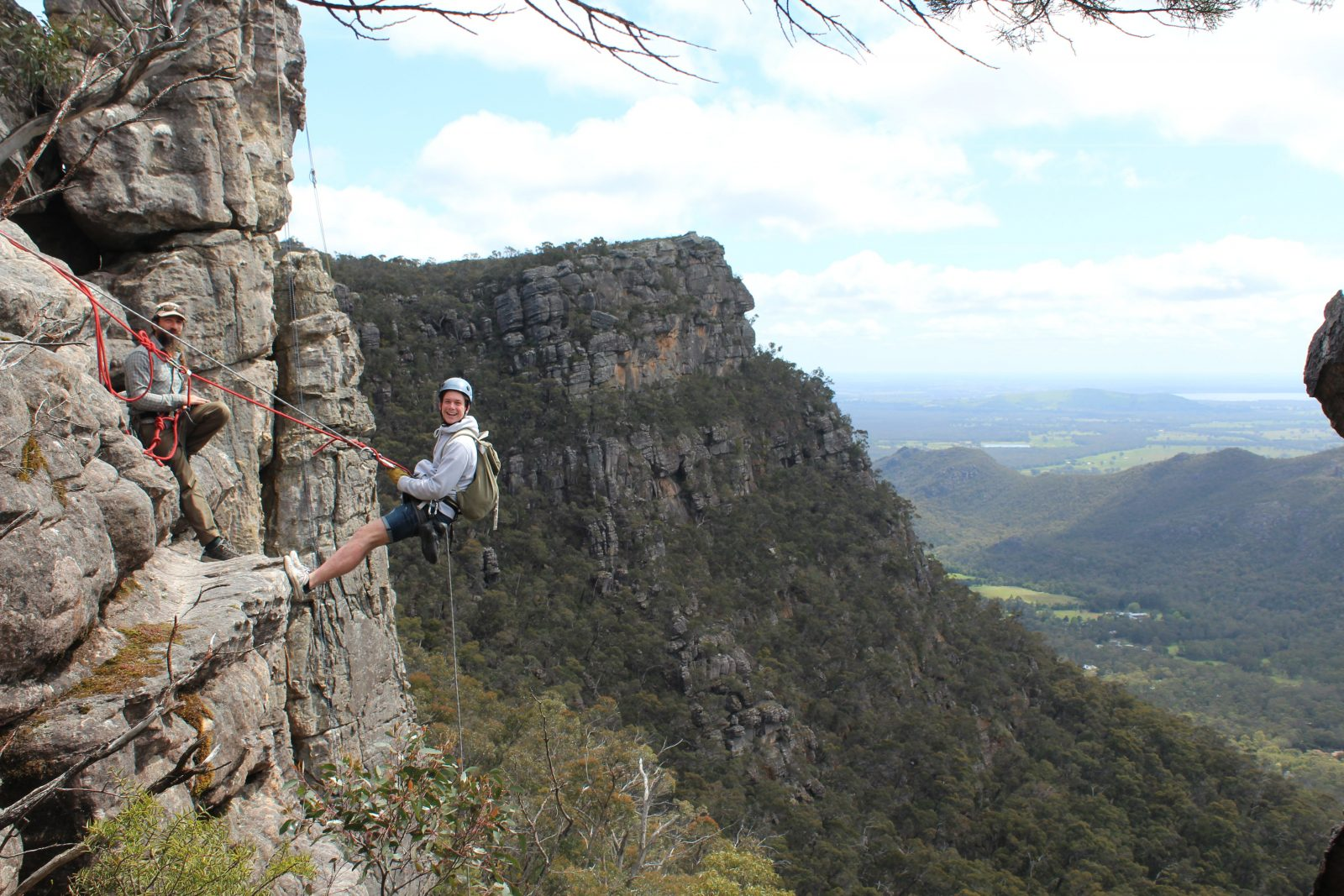 Hangin' Out in the Grampians