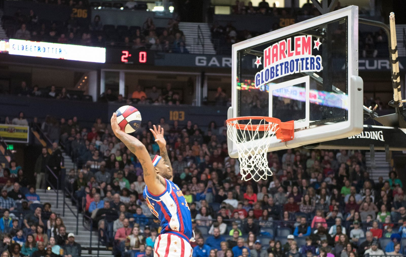 The Original Harlem Globetrotters are globally known for their amazing feats on the basketball court
