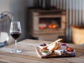 Harman Wines - local produce platters