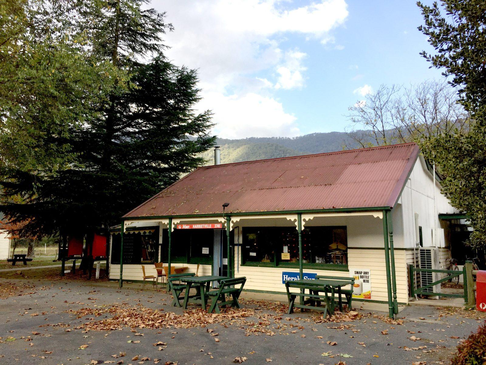 Harrietville Bakery