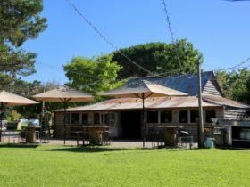 Harvest Cafe, Baxter