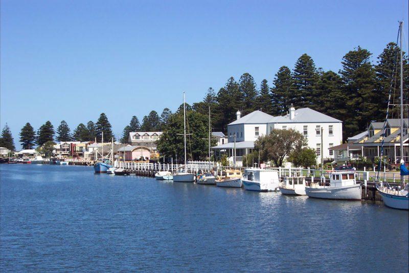 Hearn's Port Fairy Accommodation