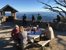 Sunset Dinner on Mount Buffalo