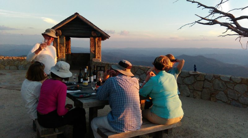 Mount Buffalo Sunset Dinner