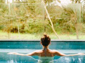 Hepburn Bathhouse & Spa - Creekside Pool
