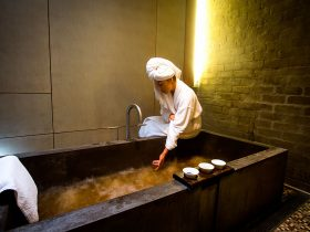 Hepburn Bathhouse & Spa - Private Mineral Bathing