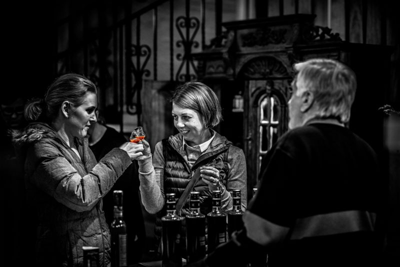 Visit our distillery and discover real magic