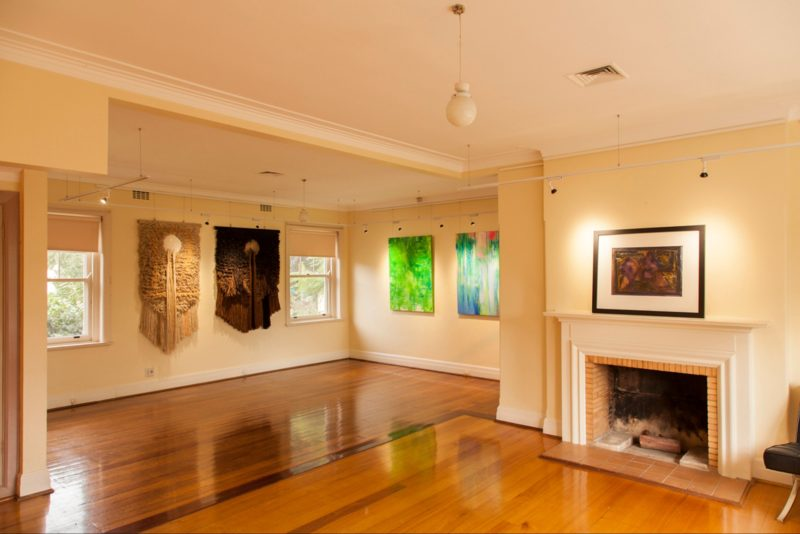 Langley Gallery, Heritage Hill