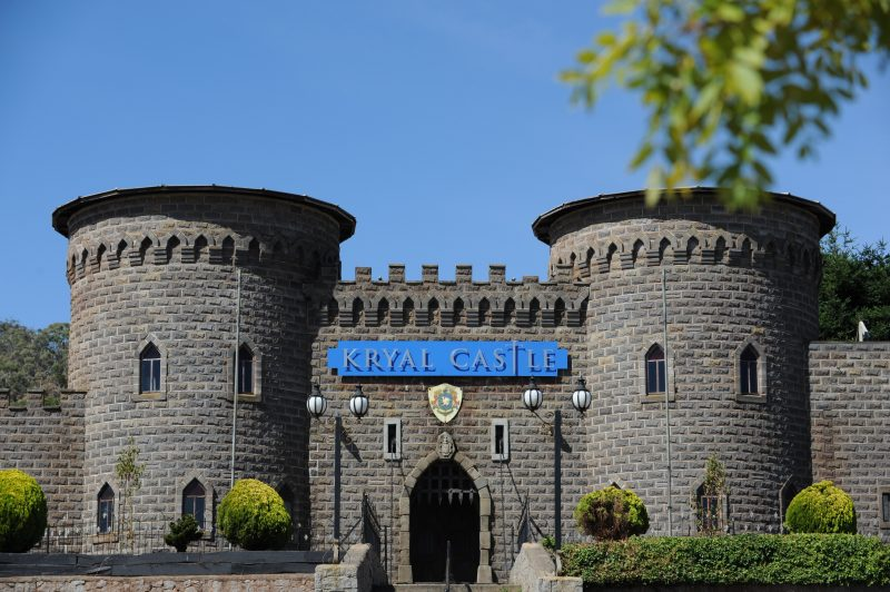 Kryal Castle Facade