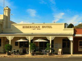 Hibernian Hotel Apartments