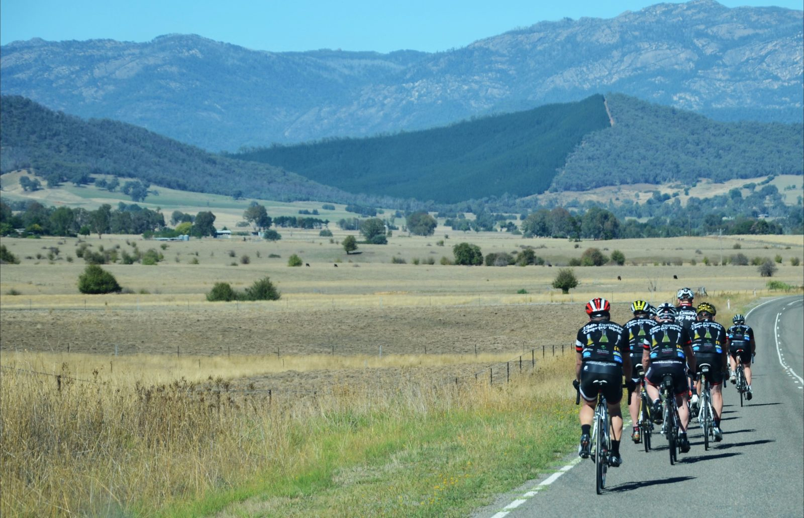 High Country Charity Ride