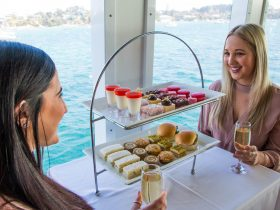 High Tea on the High Seas