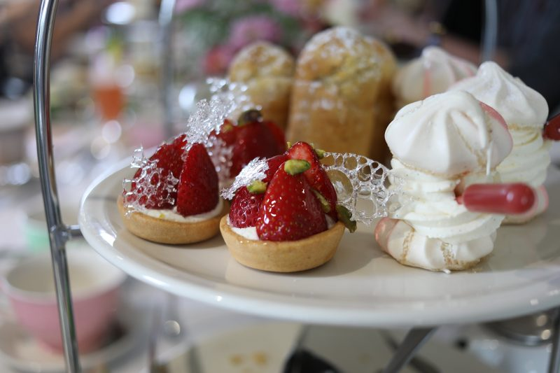 High Tea at the Chocolaterie