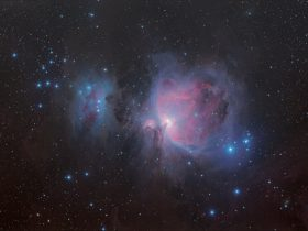 Great Orion Nebula : a favourite summer and autumn object