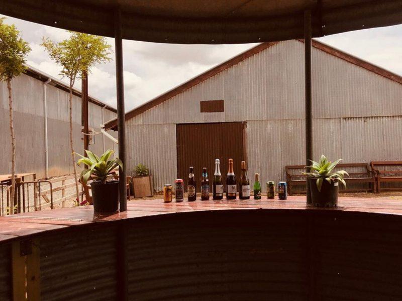 The Village Green bar