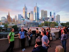 Melbourne free walking tour