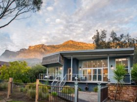 Secluded luxury spa retreat just a minutes walk to Halls Gap cafes and restaurants