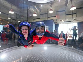 iFLY Melbourne - Indoor Skydiving