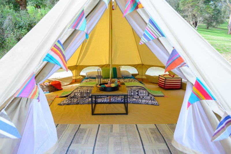 Glamping Village, Tent