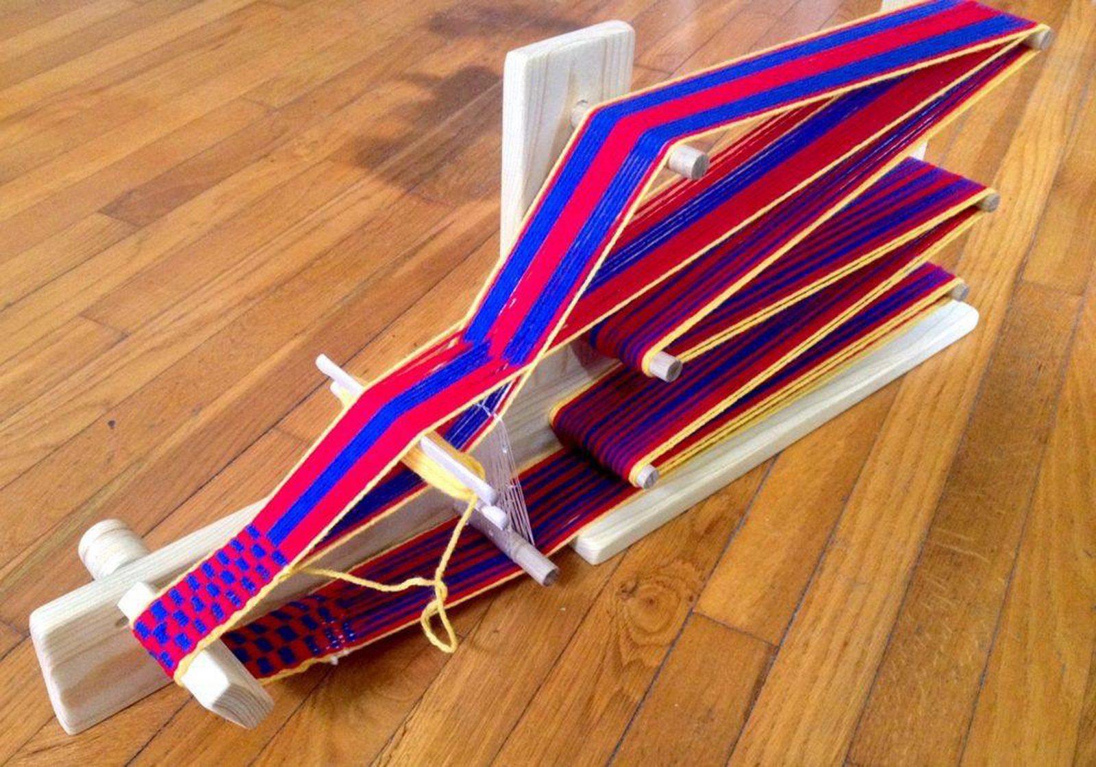 Inkle loom photo
