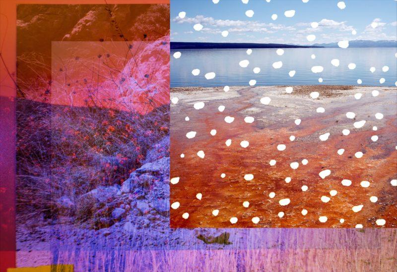 Interference Pattern: Rebecca Najdowski and Vivian Cooper Smith