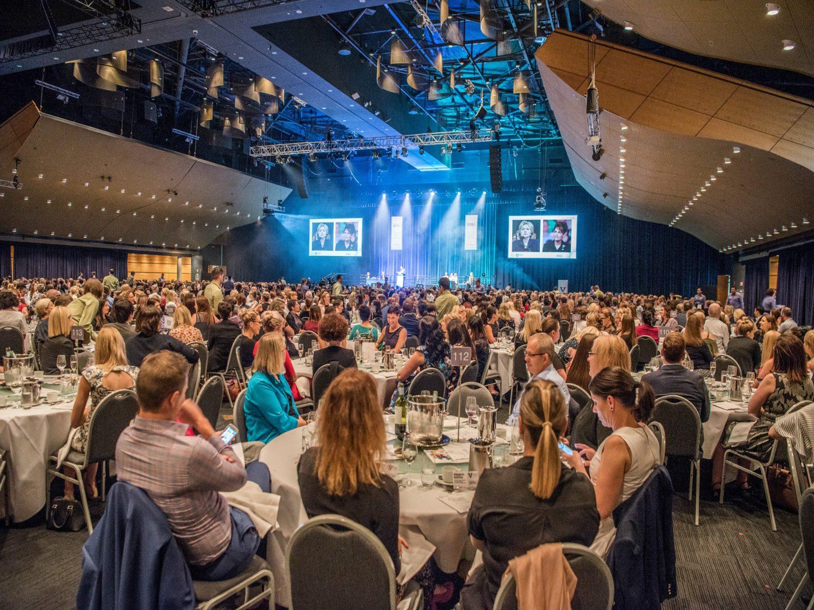 International Women's Day Great Debate - Melbourne