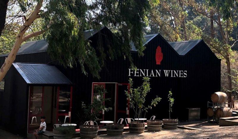 Fenian Wines Cellar door
