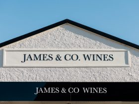 James & Co. Sangiovese