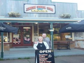 Welcome to Jamieson General Store