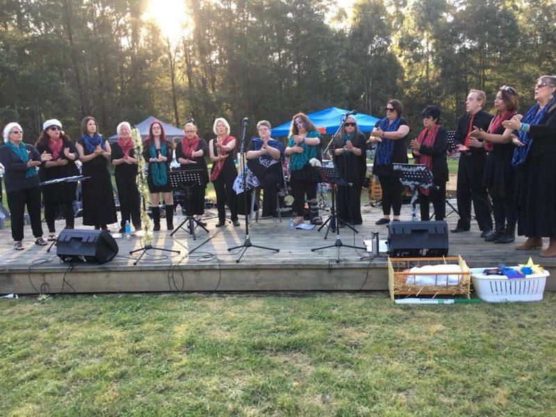 Cockatoo Sings Community Choir