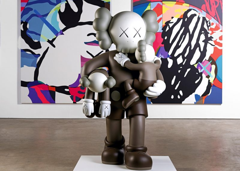 KAWS: Companionship in the Age of Loneliness at NGV International
