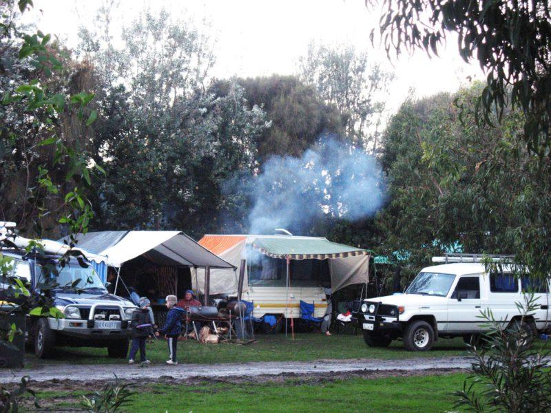 Kennett Camping