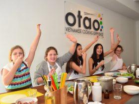 Kid Cooking Classes at OTAO Kitchen