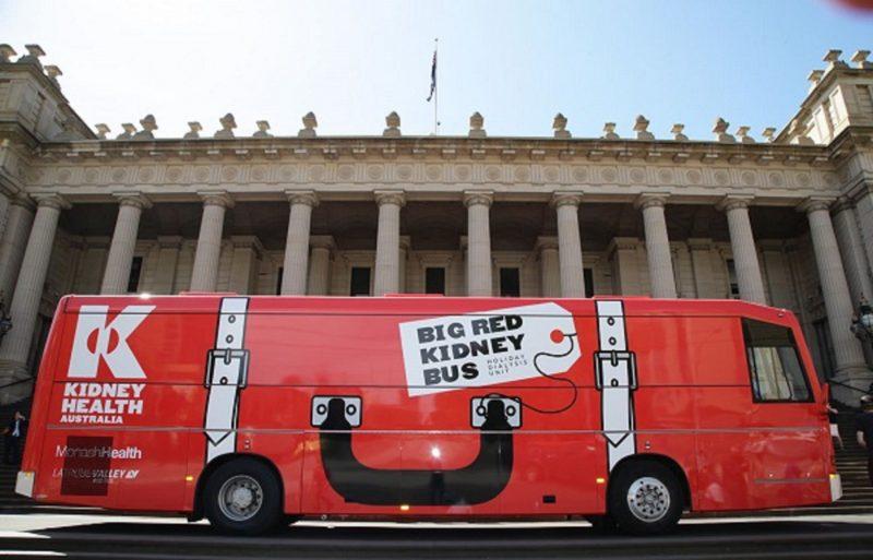 kidney bus