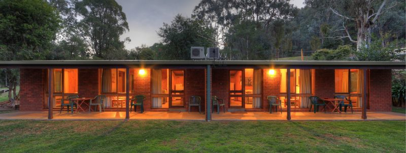 Kiewa Country Cottages - Two Bedrooms