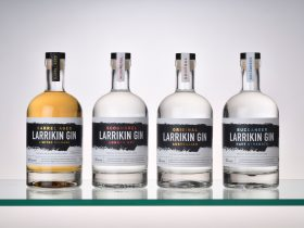 Four gins