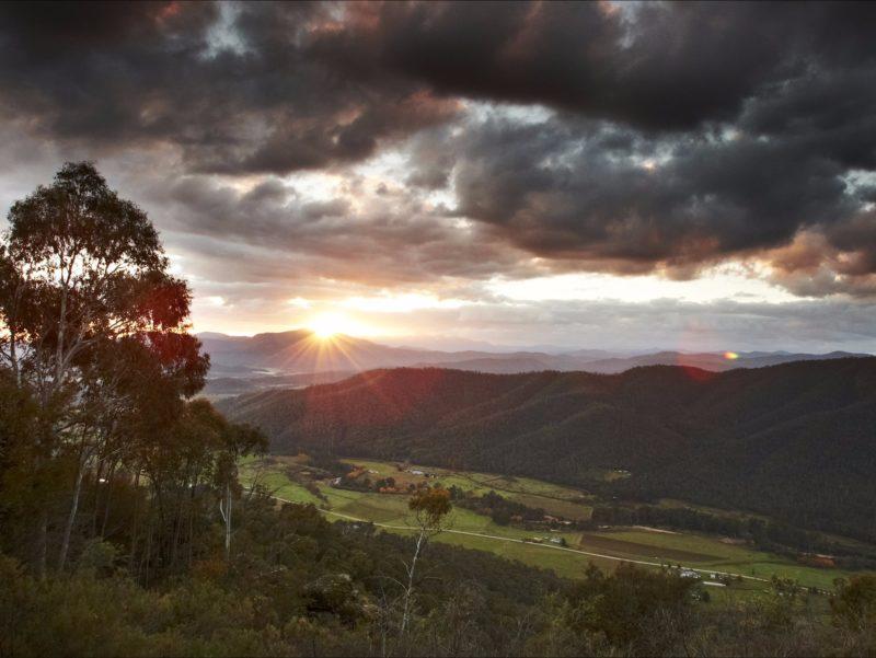 King Valley Views