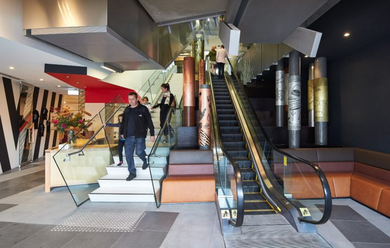 Koorie Heritage Trust Foyer