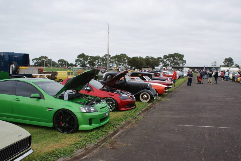 Koroit Lions & Warrnambool Drag Club Swap Meet Show & Shine