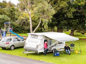Koroit Tower Hill Caravan Park