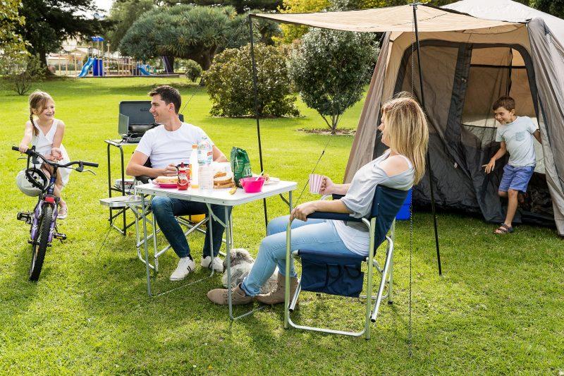 Camping at Koroit Tower Hill Caravan Park
