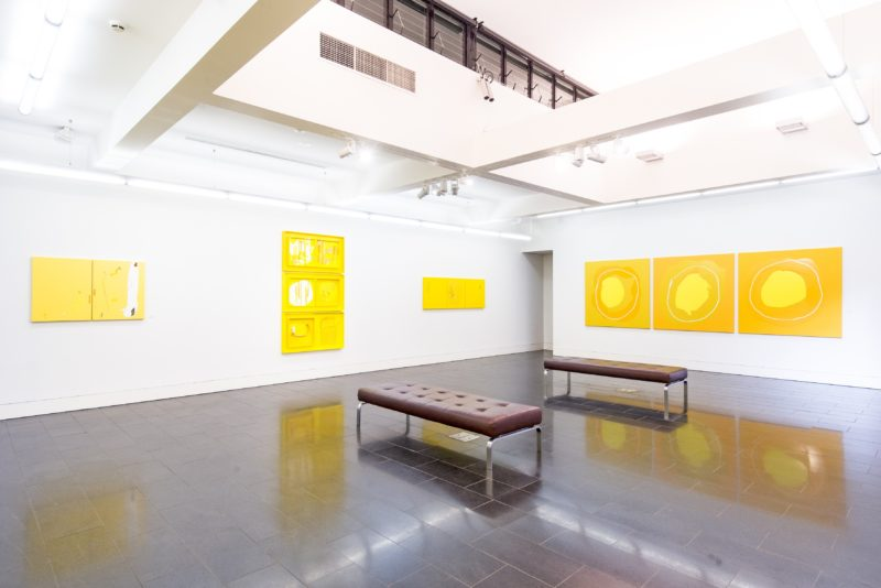 VAC Gallery One, Andrew Southall Exhibition