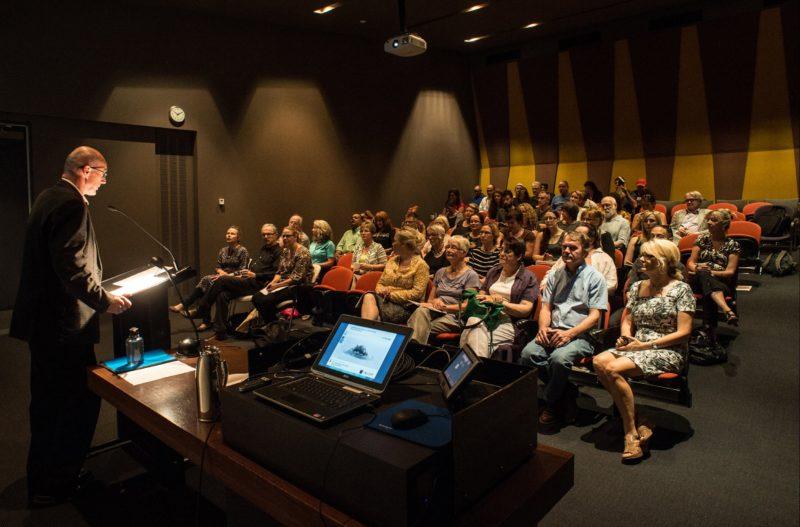 VAC auditorium event