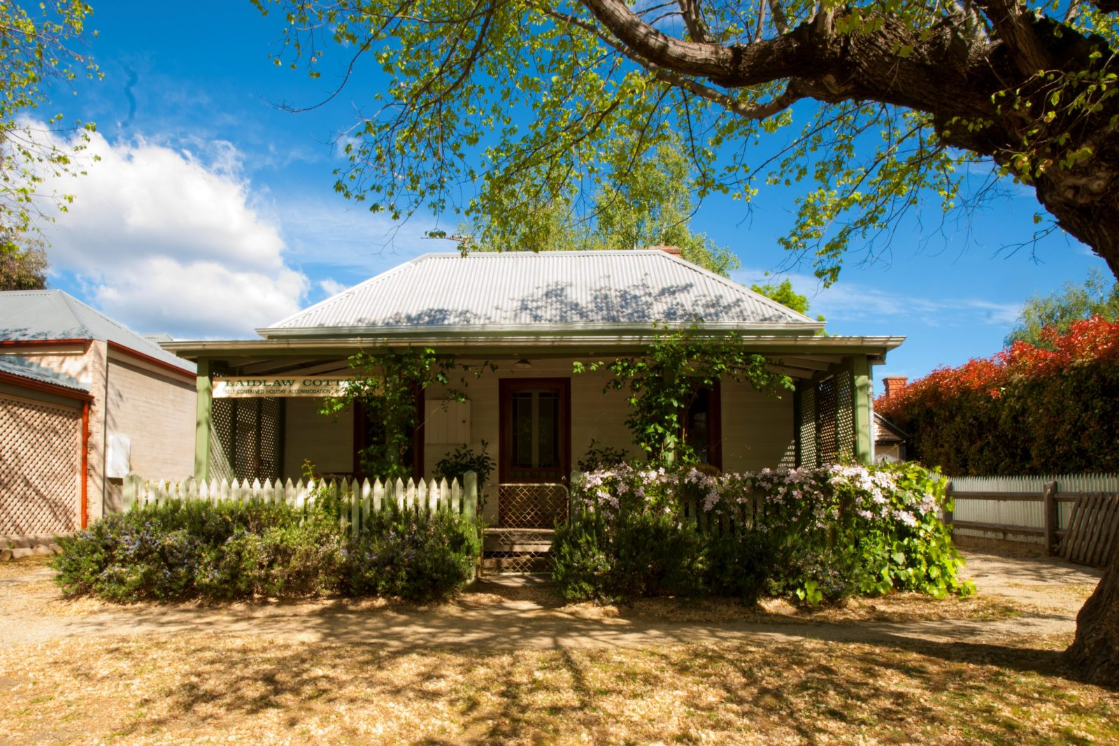 Laidlaw Cottage, Beechworth