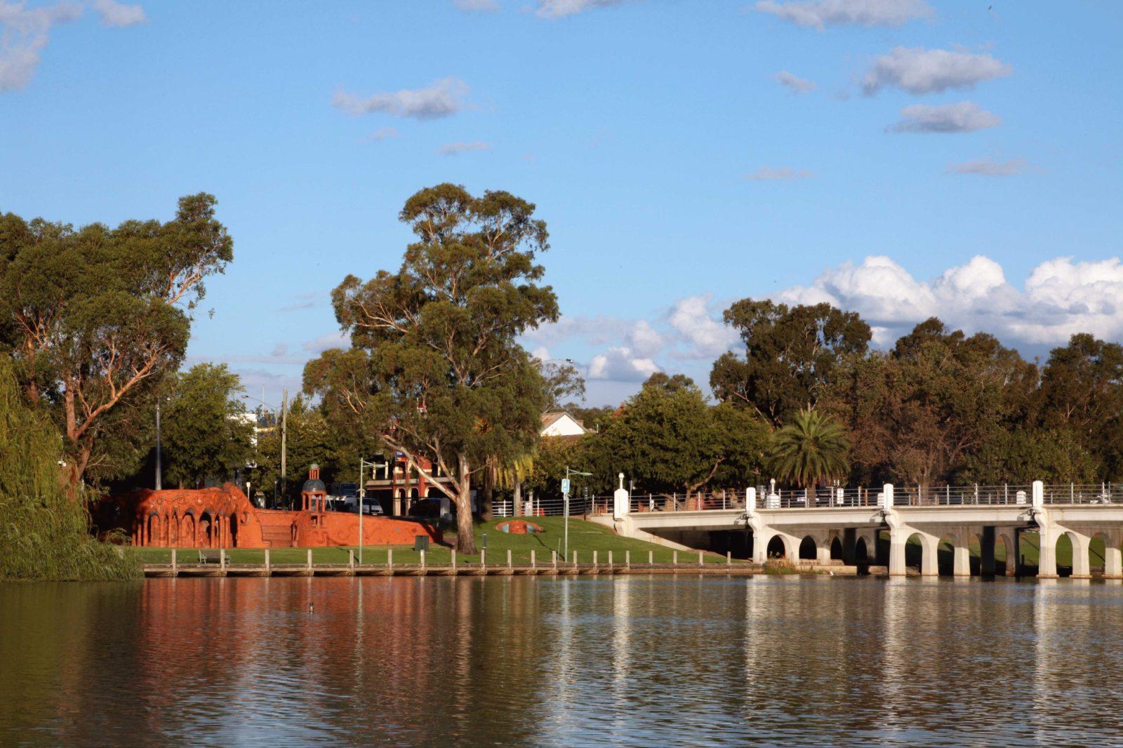 Lake Benalla