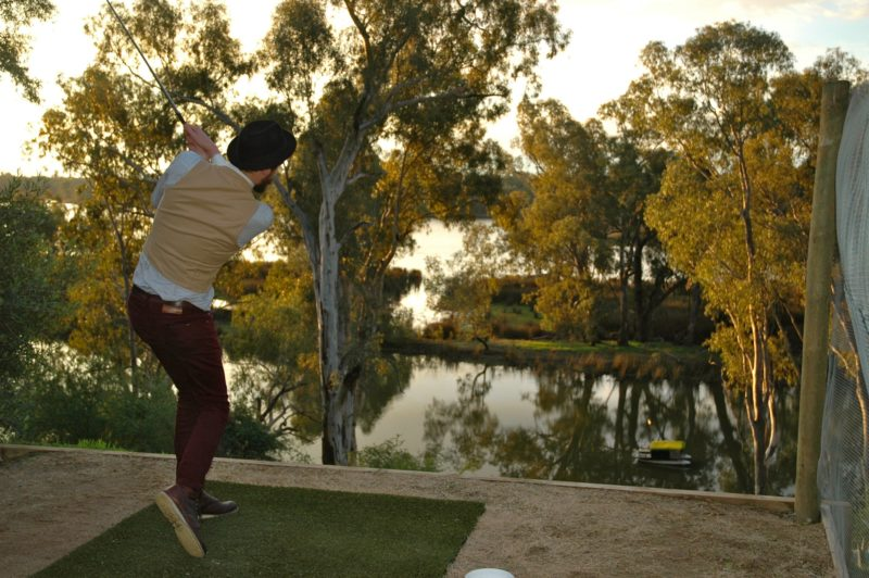 The Great Lake Moodemere Hole in One